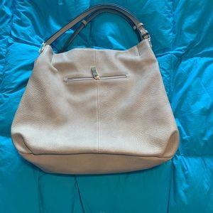 Never used Lulu's leather tan bag